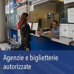 Agenzie e biglietterie