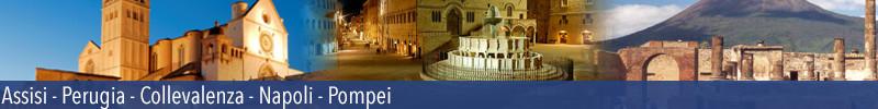 Assisi Pompei